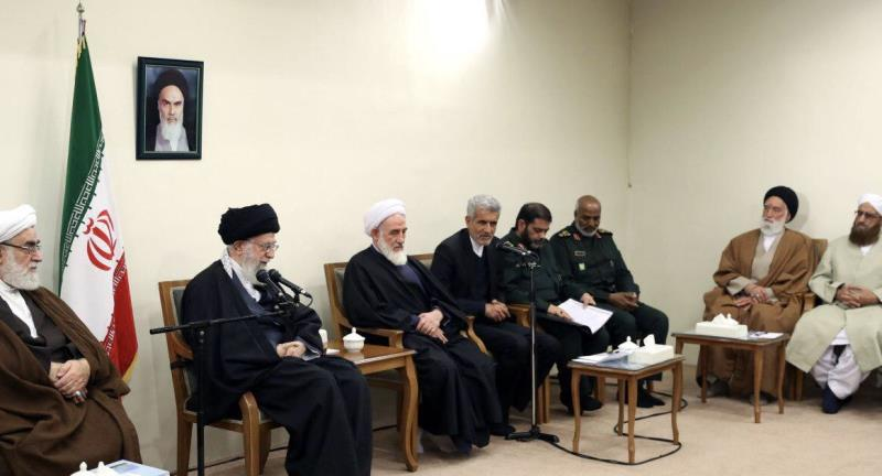 Le Guide suprême salue l`unité des chiites et sunnites