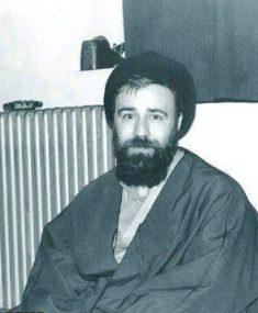 La rencontre de Haj Ahmed et de l`Imam Khomeini à Najaf