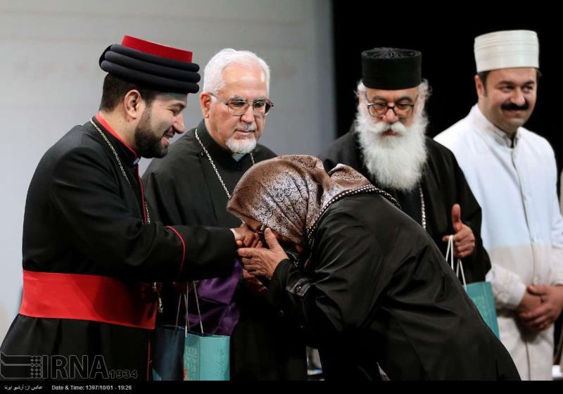 Dialogue interreligieux, « grand acquis » de la Révolution islamique d'Iran