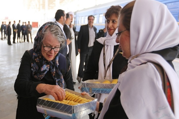 Voici l`Iran, ni dangereux ni risqué!