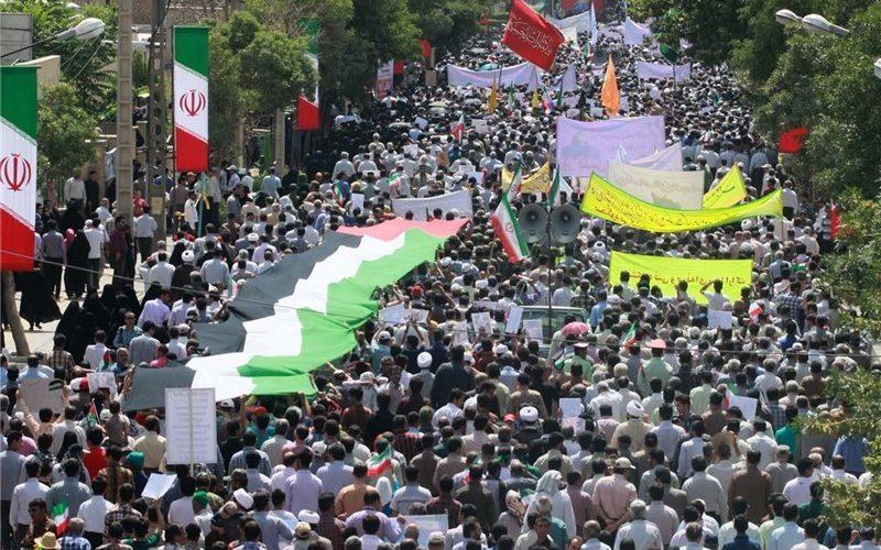 L`Iran appelle à une participation massive aux manifestations de la Journée d`Al Qods