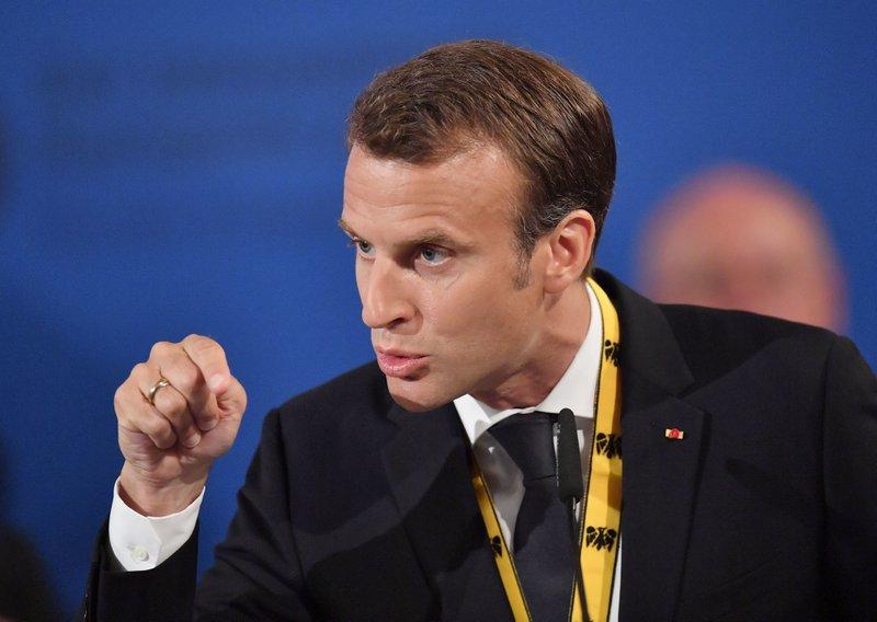 Gaza: Macron «condamne les violences des forces armées israéliennes»