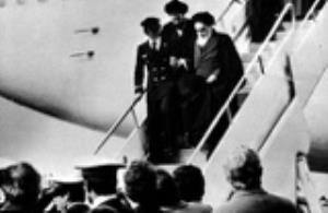 Le souvenir de l`Ayatollah Hashemi Rafsanjani du 1e février 1979
