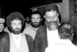 Le fils de l'Imam Khomeini dans les prisons du régime tyranique