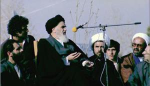Le cinéma iranien après la révolution islamique.