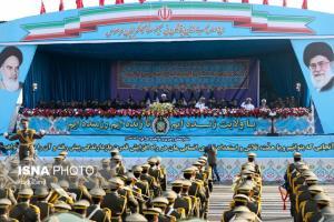 L'Iran célèbre le 40ème anniversaire de l'Armée