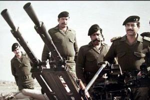 L'anniversaire du début de la guerre imposée de l'Irak contre l'Iran.