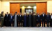 Renouvellement du pacte des membres du corps gouvernemental avec les idéaux de l'imam Khomeiny