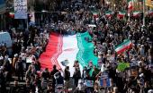 Le soutien de la nation iranienne du Velayat-e faqih, après le passage d`une quarantaine d`années de la révolution de l`Imam Khomeini (Que DIEU sanctifie son secret)