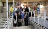La présence d`un groupe de médecins et de représentants des meilleures entreprises allemandes et autrichiennes au Département des Affaires Internationale de l`Institut de l`Imam Khomeini
