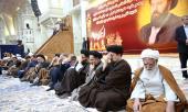 La cérémonie de dernier jeudi de l`anneé au mausolée de l`Imam Khomeini