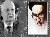 L`anniversaire du lettre historique de l`Imam Khomeiny à Mikhael Gorbatchev