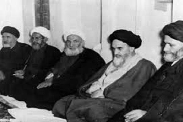 Cours de l'Imam Khomeiny