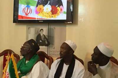 Sénégal : réunion en l'honneur des amis de la révolution et de l'imam Khomeiny (s)