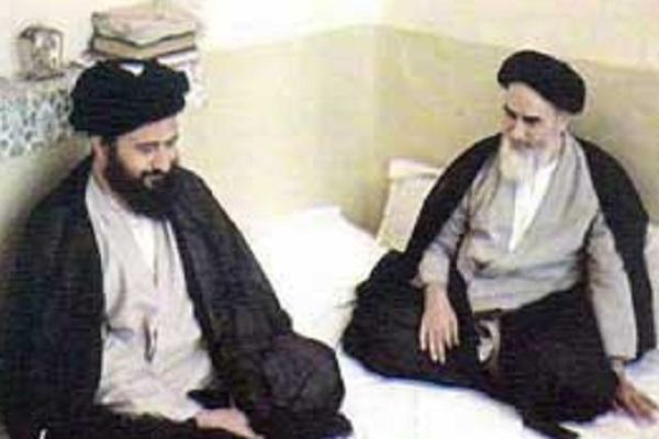 Quelle était l'histoire de la discussion entre l'Imam Khomeiny et Hajj Aqa Mustapha en Turquie ?
