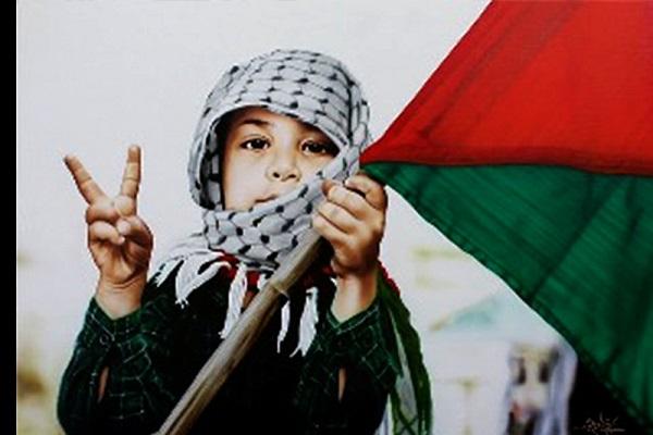 1er octobre, journée de compassion et de sympathie pour les enfants et les jeunes palestiniens.