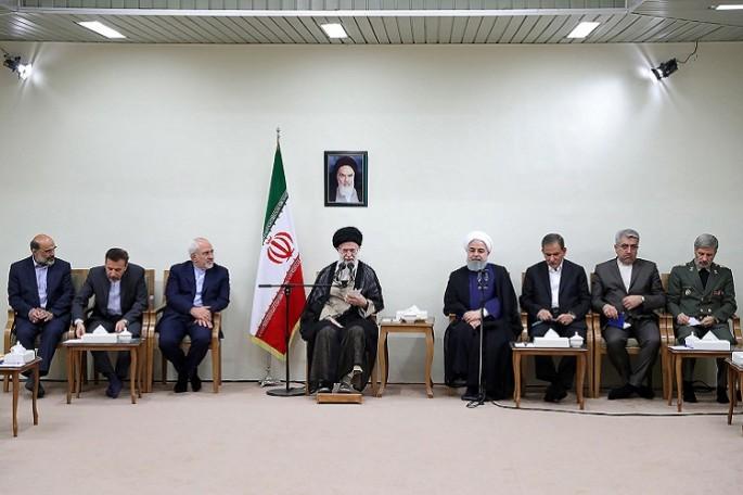 L`Iran surmonte aux problèmes