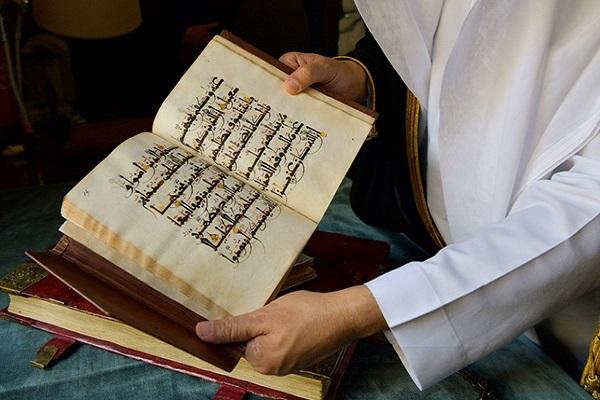 Rares manuscrits du Coran exposés en Italie