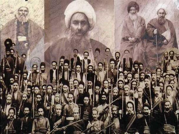 La Révolution Constitutionnelle en Iran