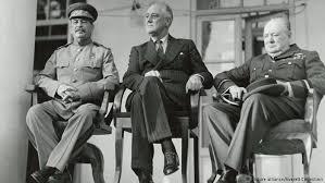 L'Iran et la seconde guerre mondiale.