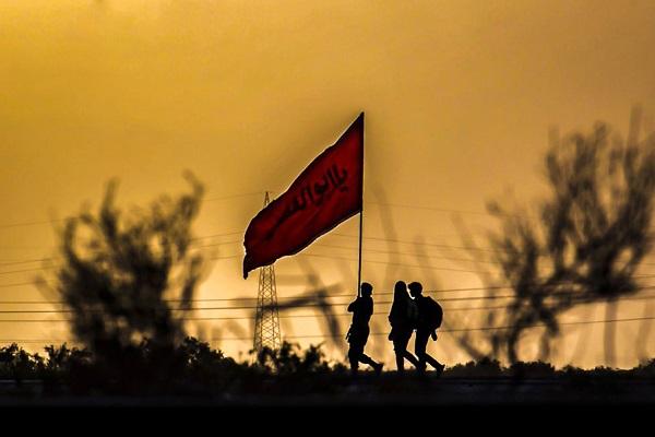 Photos et Images de la cérémonie de marche  d'Arbaïn.