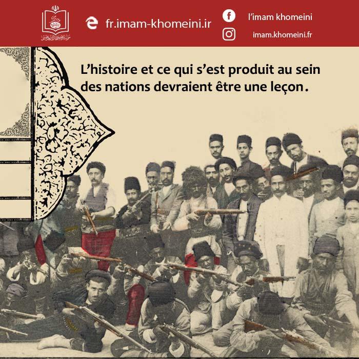 La révolution constitutionnelle de l`Iran