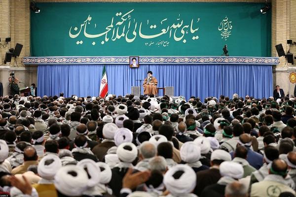 Le peuple iranien prouve une fois de plus qu`il est «puissant et grand» (Leader)