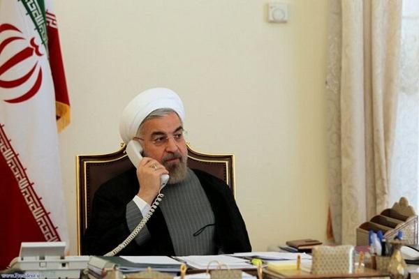 Rohani au téléphone avec Macron : l'approche de l'Iran consiste à maintenir le PGAC