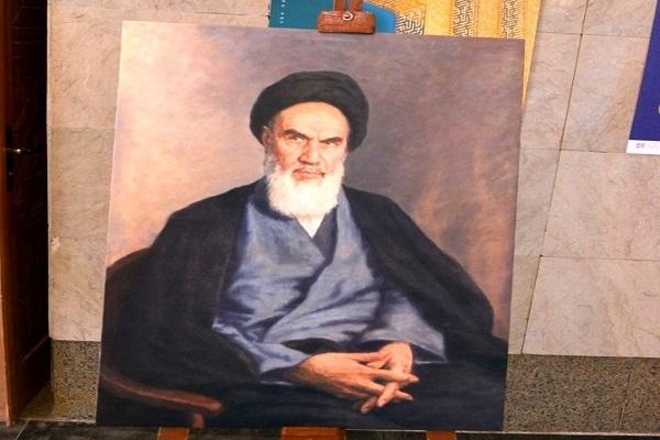Atelier d'illustration à l'occasion de l'anniversaire du décès de l'Imam Khomeini