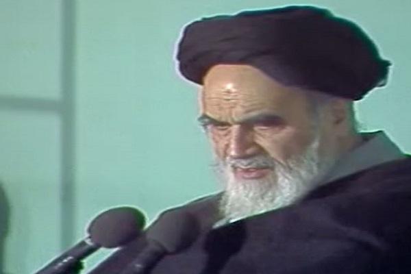 L`Imam Khomeiny : « nos bienfaiteurs, ce sont les gens »