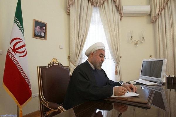 La lettre de Rohani à l'adresse des pays de la région