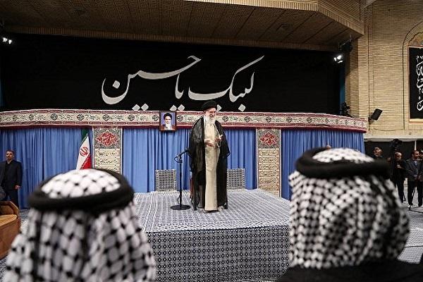 L`ayatollah Khamenei : La marche d`Arba`in présente le message de l`imam Hussein (as) au monde