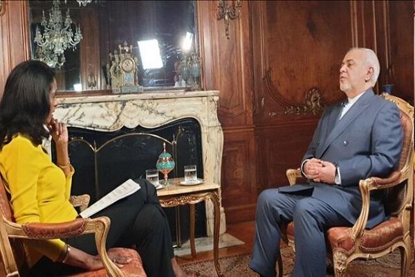 Zarif : l'Iran vendrait son pétrole, mais pas sa dignité
