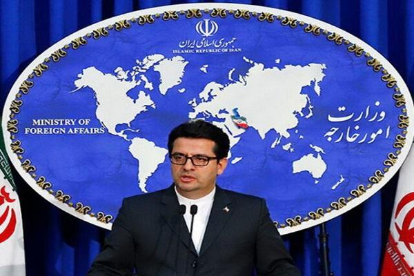 L'Iran critique Pompeo pour ses commentaires anti-iraniens