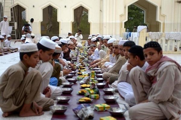 Le Ramadan à Pendjab pakistanais