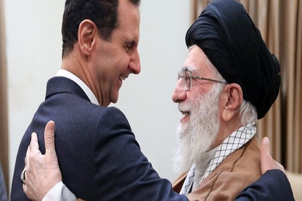 Le message important du Guide suprême pour Bashar el-Asad