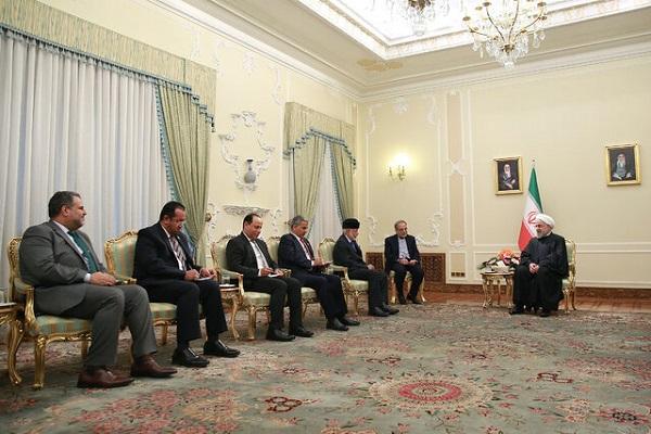L'Iran n'a aucun problème à renouer ses relations avec l'Arabie saoudite (Rohani)