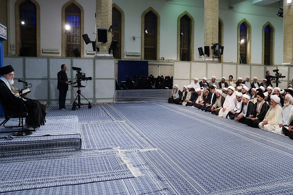 « L'Iran et l'Irak sont liés par la foi en Dieu et l'amour pour Hossein (AS) » (Leader)