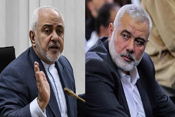 Zarif félicite le peuple palestinien pour la victoire de la Résistance face au régime sioniste