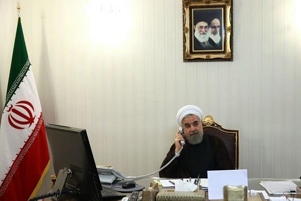 Pour l'Iran le dialogue avec les USA sous le coup de sanctions est « absurde » (Rohani)