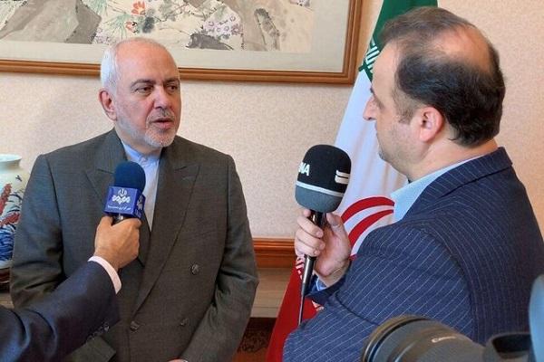 L'Iran n'aura pas de négociation bilatérale avec les Etats-Unis, dit Zarif