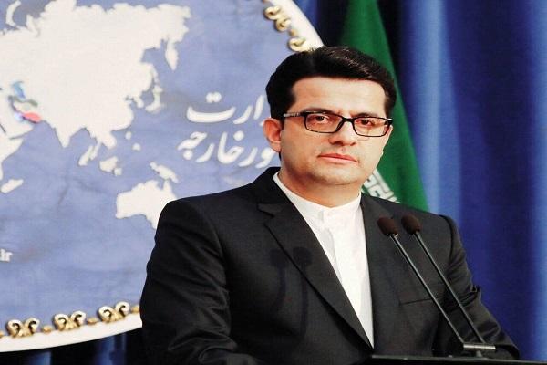 L`Iran répond avec diplomatie à la diplomatie et avec défense à l`agression