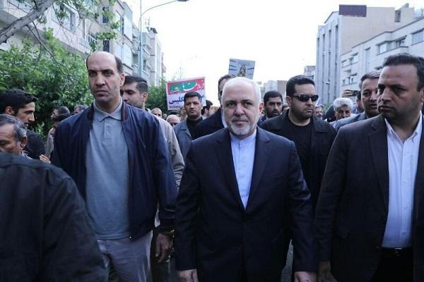 Al-Qods appartient aux musulmans et aux Palestiniens (Zarif)
