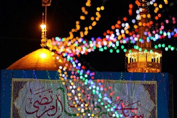 Commémoration de l'anniversaire de la naissance de l'Imam Ali ibn Musa al-Reza (AS), de la Russie aux États-Unis
