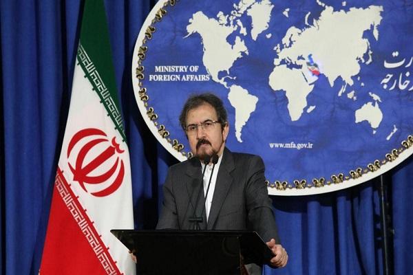 Ghassemi, le nouvel ambassadeur d'Iran à Paris