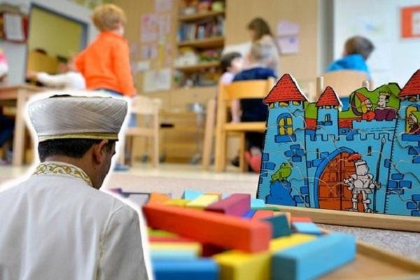Enseignement de l`islam dans une maternelle chrétienne en Allemagne