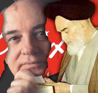 la lettre historique de l'Imam Khomeiny à Mikhail Gorbatchev