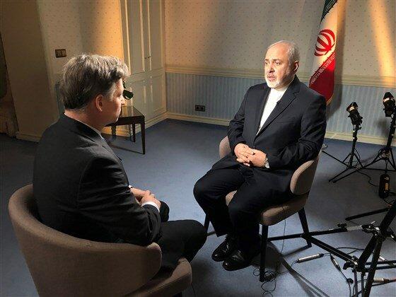 Zarif : « Il serait suicidaire d'entrer en guerre avec l'Iran »