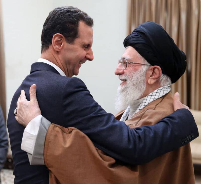 L'Iran est fier de son soutien à la Syrie et à la Résistance (Ayatollah Khameneï)