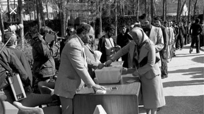 L`Iran célèbre le 40e anniversaire du référendum sur l`instauration de la République islamique